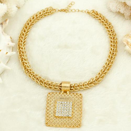 Dubai Inspired Gold Plated Jewelry Set SelamKollection