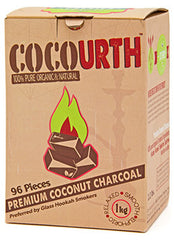 COCOURTH CUBE CHARCOAL 96 PIECES
