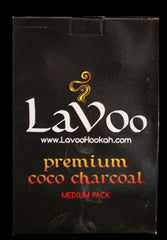 LAVOO COCO CHARCOAL 48 PIECES