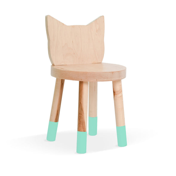 Modern Kids Furniture Kitty Kids Chair (set of 2) - nicoandyeye.com