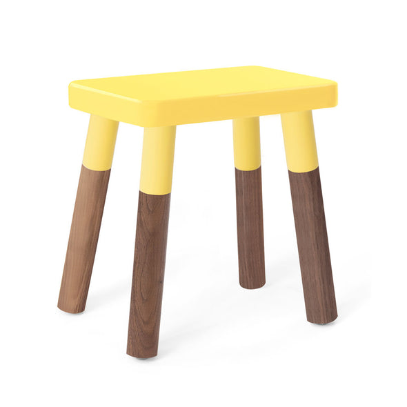 Modern Kids Furniture Tippy Toe Rectangular Kids Chair (set of 2) - nicoandyeye.com