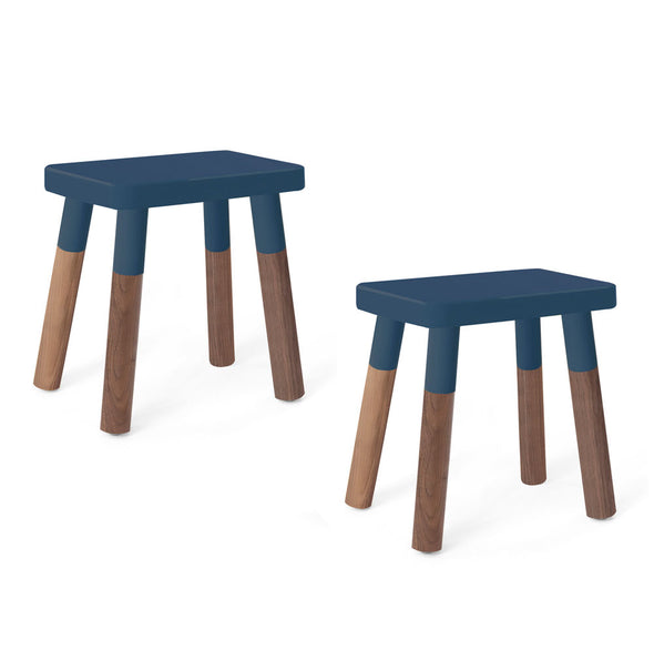 Peewee Square Kids Chair (set of 2)