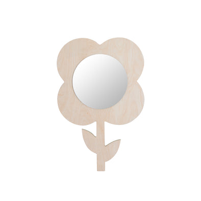 Nico & Yeye Maple Flower Power mirror_Kids wall decor