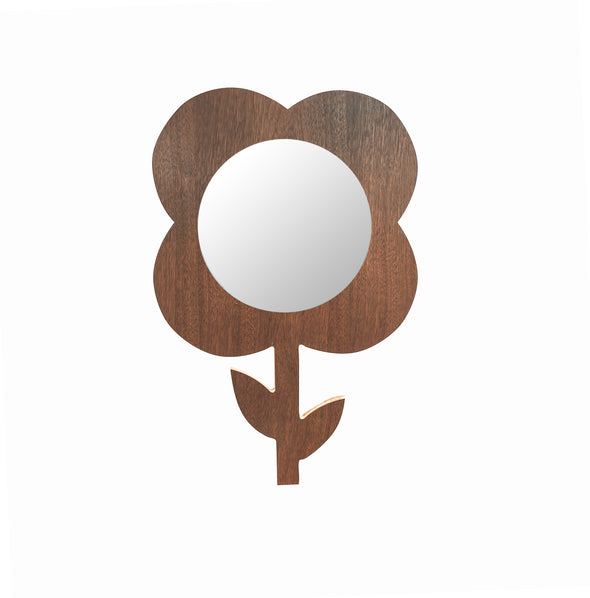 Modern Kids Furniture Flower Power Mirror - nicoandyeye.com