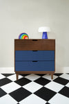 Modern Kids Furniture Kabano Modern Kids 3-Drawer Dresser - nicoandyeye.com