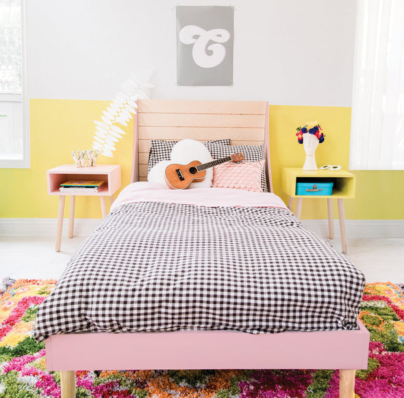 Minimo Twin Bed