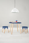 Peewee Kids Table - Maple - nicoandyeye.com