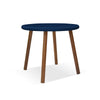 Modern Kids Furniture Peewee Kids Table - Walnut - nicoandyeye.com