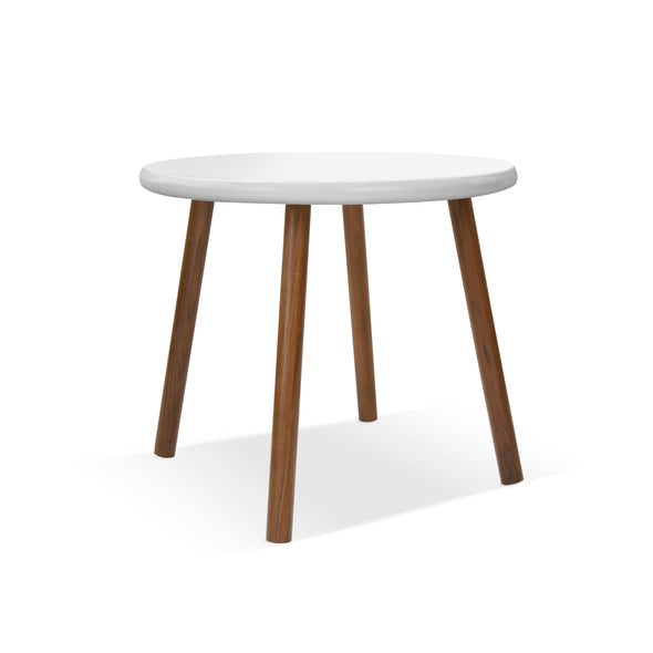Peewee Kids Table - Walnut - nicoandyeye.com