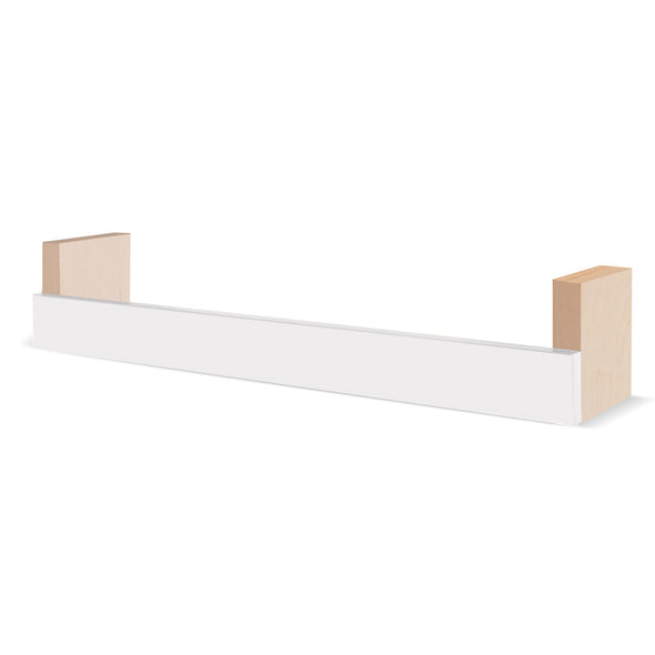 Modern Kids Furniture Minimo Floating Shelf - nicoandyeye.com