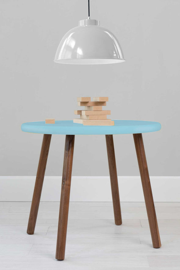 Peewee Kids Table - Walnut
