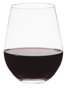 Vivocci Unbreakable Stemless Wine Glasses 20 oz