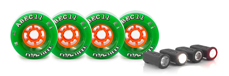 Motorized Skateboard Wheels
