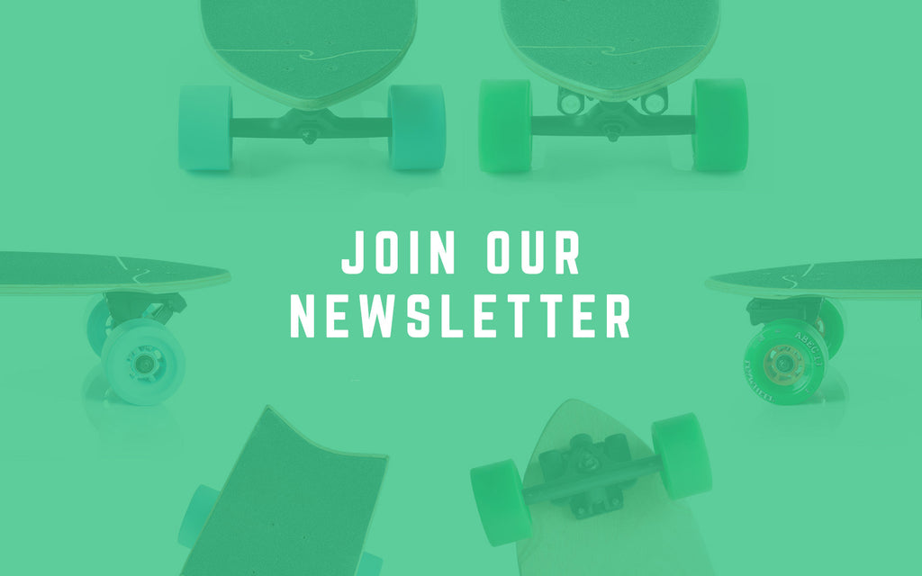 electric skateboard newletter