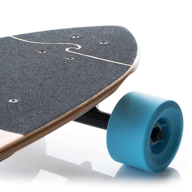 electric skateboard wheel