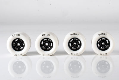 Limited Edition White Wheels