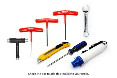 motorized board tools