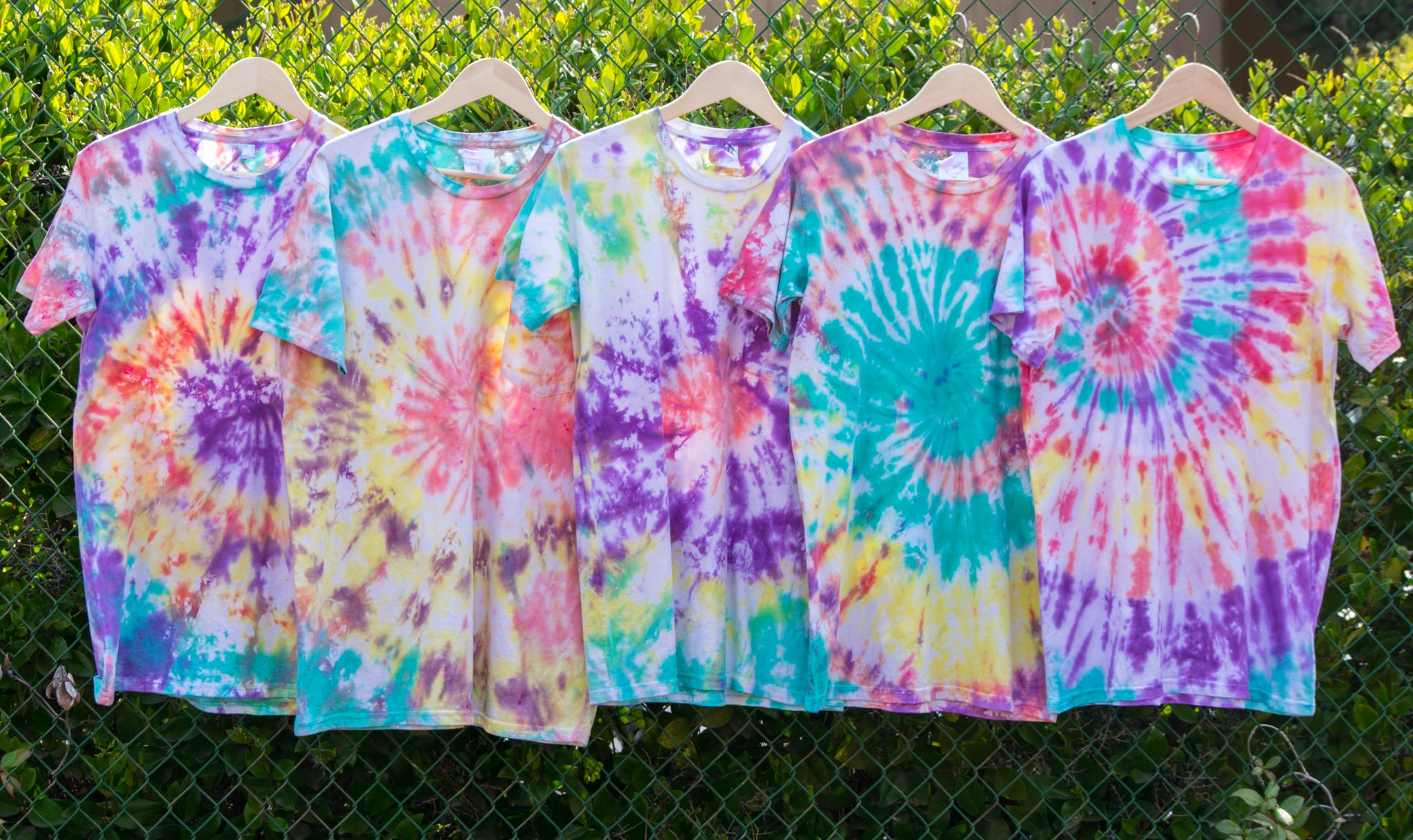 fitra collective tie dye shirt