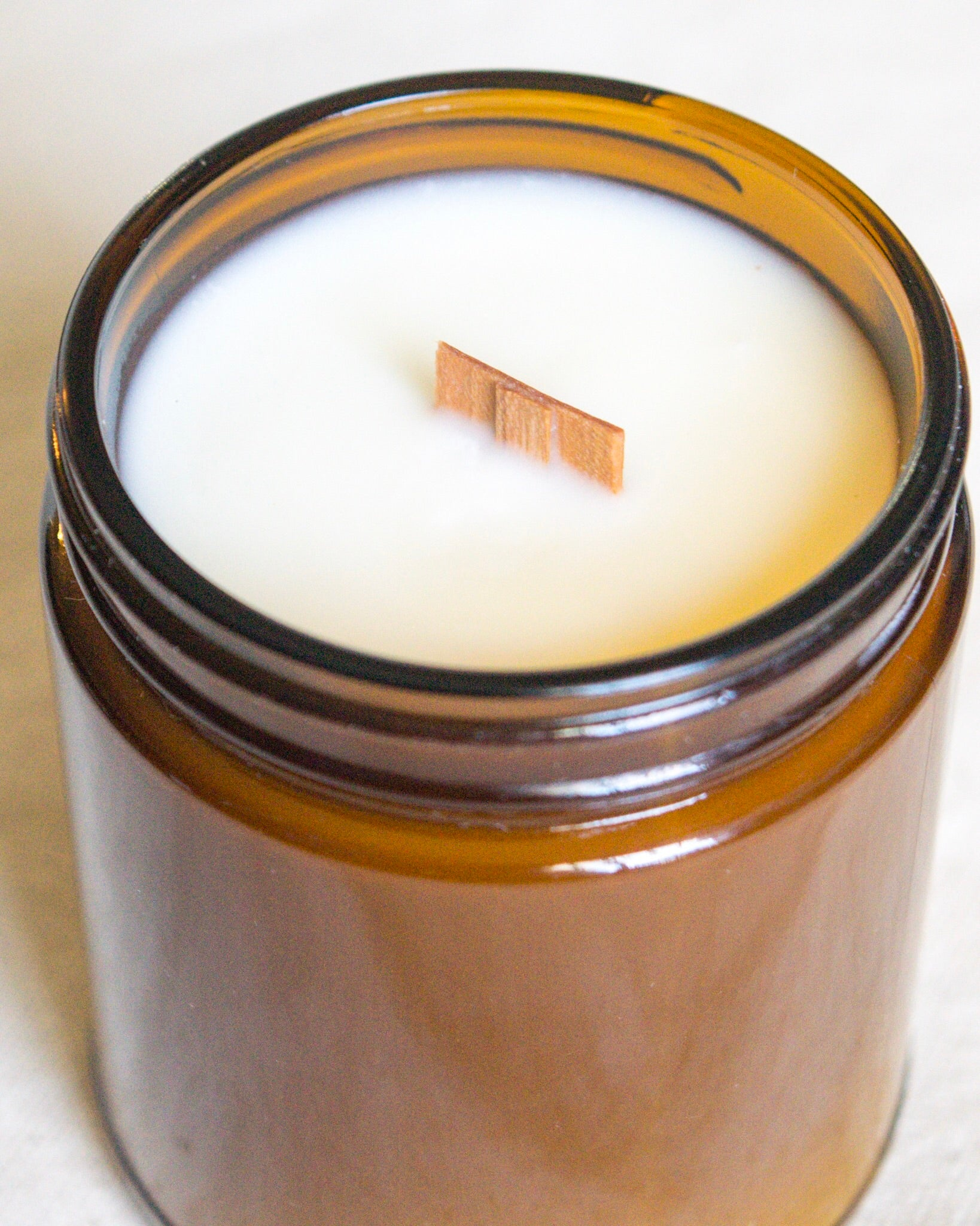 Essential Oil + Soy Wax Candle | Honey Hi