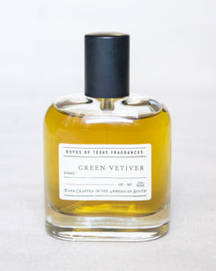 Green Vetiver | Eau de Parfum