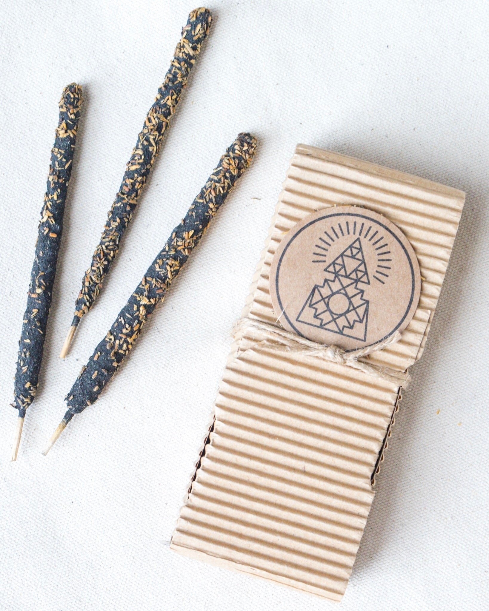 Breu Resin Incense Sticks | Palo Santo Blend