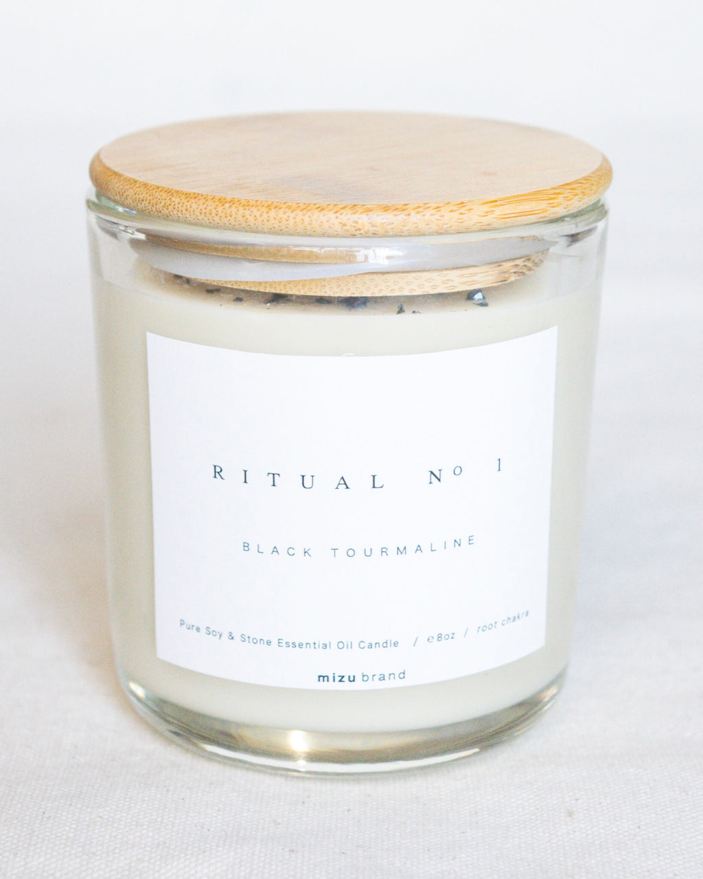 Essential Oil Candle | Black Tourmaline