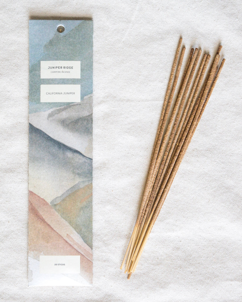 California Juniper | Campfire Incense
