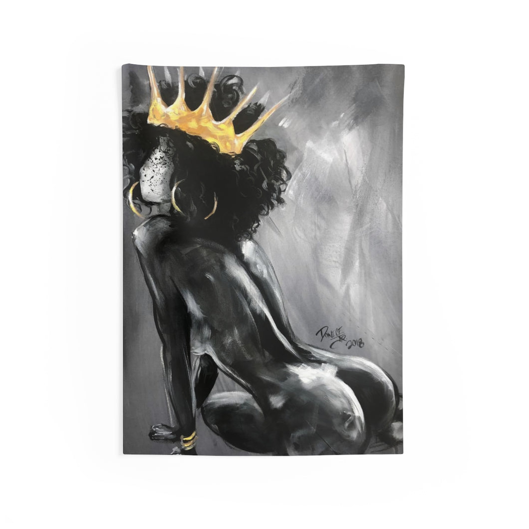 Naturally Queen VIII Indoor Wall Tapestries