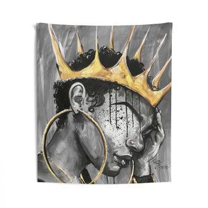 Naturally Queen X Indoor Wall Tapestries