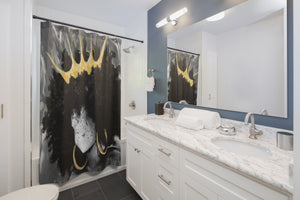 Naturally Queen III Shower Curtains