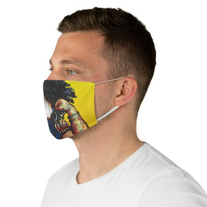 Naturally the Riveter Fabric Face Mask
