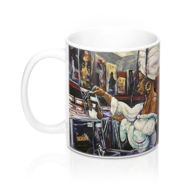 Naturally Nostalgic Mug 11oz