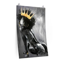 Naturally Queen VIII Premium Matte vertical posters