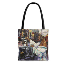 Naturally Nostalgic AOP Tote Bag