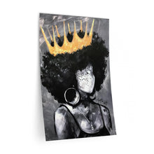 Naturally Queen II Wall Decals