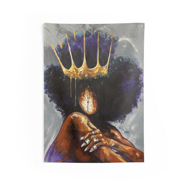 Naturally Queen XVIII Indoor Wall Tapestries