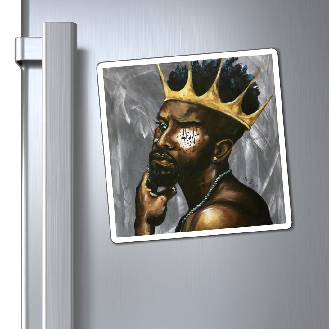 Naturally King Rocker Magnets