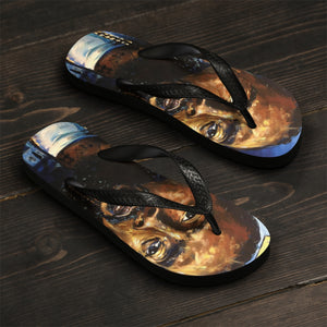 Neighborhood Nip Unisex Flip-Flops