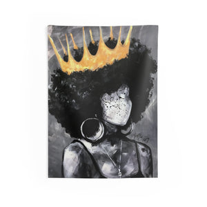 Naturally Queen II Indoor Wall Tapestries