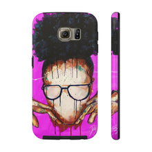 Naturally VII PINK Case Mate Tough Phone Cases