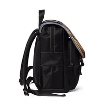 Naturally LVI Unisex Casual Shoulder Backpack