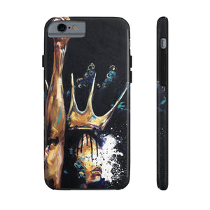 Naturally Queen Badu Case Mate Tough Phone Cases