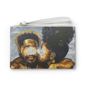Naturally Black Love IV Clutch Bag