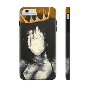 Naturally Queen GOLD Case Mate Tough Phone Cases