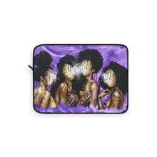 Naturally XLIV PURPLE Laptop Sleeve