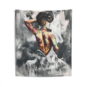 Undressed IV Indoor Wall Tapestries