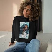 Naturally H.E.R. Crop Hoodie