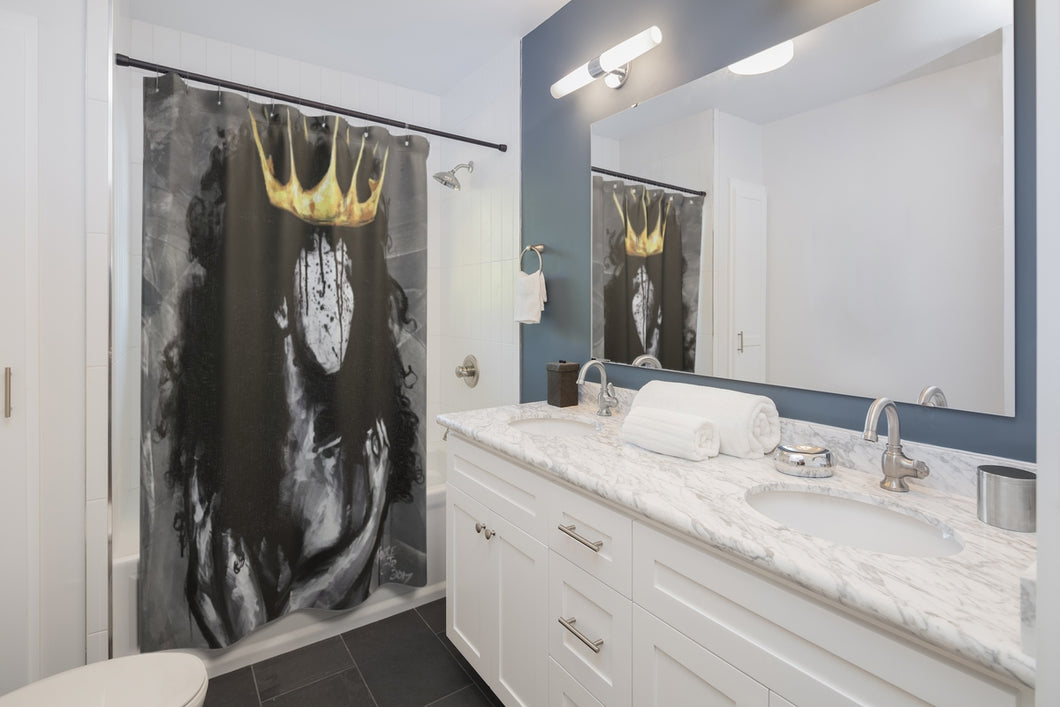 Naturally Queen IV Shower Curtains