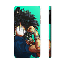 Naturally the Riveter TEAL Case Mate Tough Phone Cases