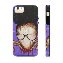 Naturally VII PURPLE Case Mate Tough Phone Cases